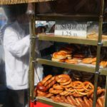 Simit Stand Istanbul
