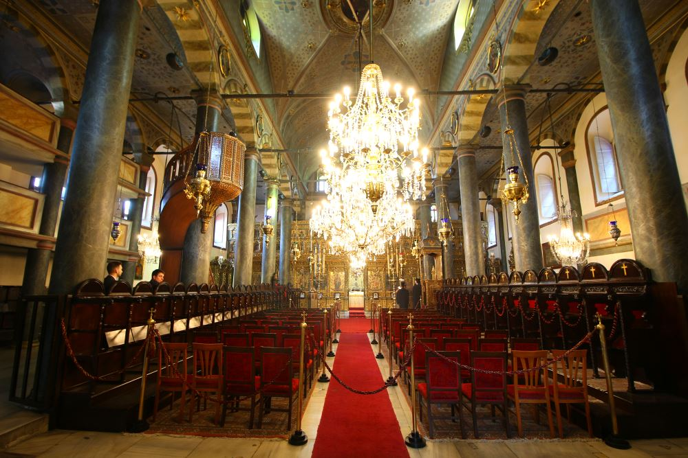 Orthodoxe Patriarchat in Istanbul, Türkei
