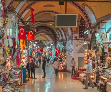 Shopping in Istanbul: 10 besten Shopping-Center, Märkte & Straßen