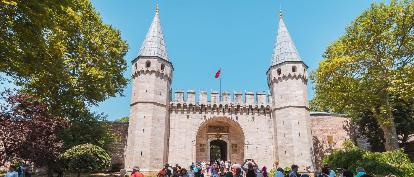 Topkapi Palast Guide: Ticket, Tour & Eintritt